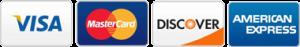 Visa MC Discover American Express