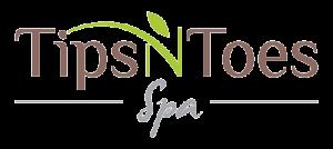 Logo Tips N Toes